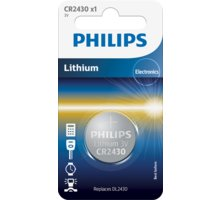 Philips CR2430 - 1ks - CR2430/00B