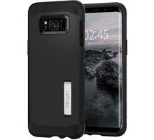 Spigen Slim Armor kryt pro Samsung Galaxy S8, black - 565CS20831