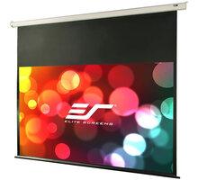 """Elite Screens plátno elektrické motorové 120"""" (307,3 cm)/ 16:9/ 149,6 x 265,7 cm/ Gain 1,1 - VMAX120XWH2-E24"""