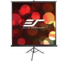 """Elite Screens plátno mobilní trojnožka 85"""" (215,9 cm)/ 1:1/ 152,4 x 152,4cm/ case černý - T85UWS1"""