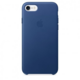 Apple iPhone 7 Leather Case, Sapphire