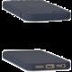 EPICO pružný plastový kryt pro iPhone 5/5S/SE RUBY - tmavě modrý