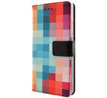 FIXED Opus pouzdro typu kniha pro Samsung Galaxy J3 (2016), motiv Dice - FIXOP-102-DI