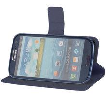 """Forever knížkové pouzdro (smartcase) typ c top univerzální 5,2 - 5,8"""" - námořní modř - LCSSMUN-C5NB"""