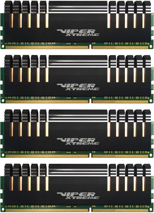 Patriot Viper Xtreme 16GB (4x4GB) DDR4 2400 CL15