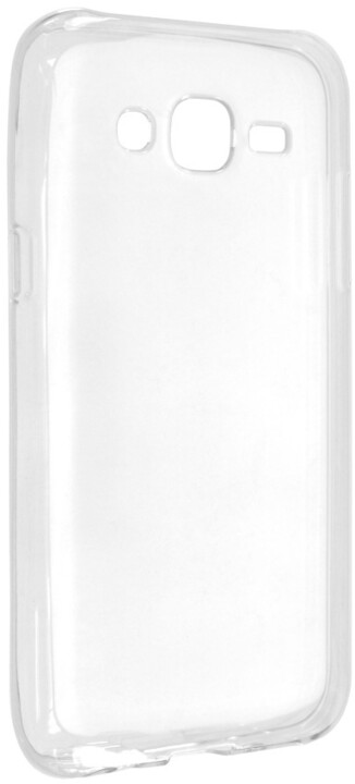 FIXED gelové pouzdro pro Samsung Galaxy J5, bezbarvá