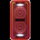 Sony GTK-XB7, červená