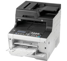 OKI MC563dn + Fotopapír Safeprint pro laserové tiskárny Glossy, 135g, A4, 10 sheets v hodnotě 100Kč