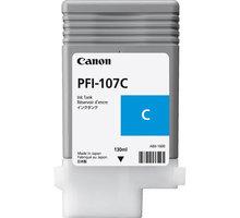 Canon PFI-107C, cyan - 6706B001