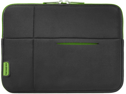 "Samsonite Airglow Sleeves - LAPTOP SLEEVE 10,2"", černozelená"