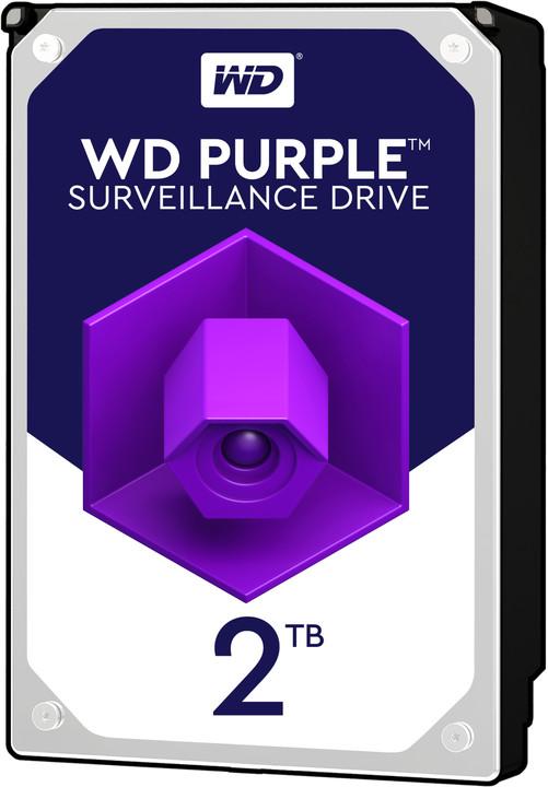 WD Purple (PURZ) - 2TB