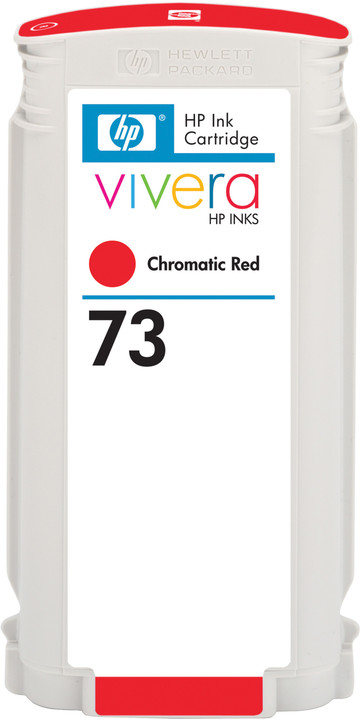 HP CD951A no. 73, (130ml), chromatic red