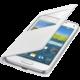 Samsung flipové pouzdro s oknem EF-CG800B pro Galaxy S5 mini, bílá