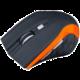 Modecom MC-WM5, černo-oranžová