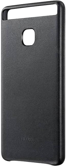 Huawei Original Protective kožené pouzdro pro P9 Plus, černá