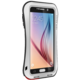 Love Mei Case Small Waist Upgrade Version for GALAXY S6 Silver