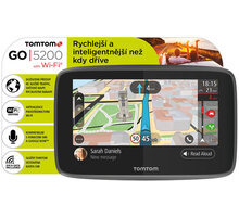 TOMTOM GO 5200 World Lifetime - 1PL5.002.01