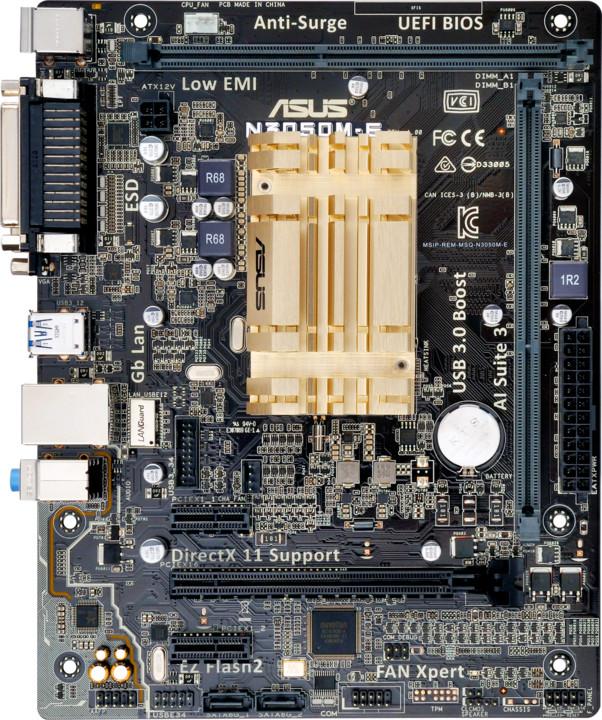 ASUS N3050M-E - Intel N3050