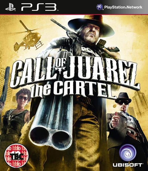 Call of Juarez 3 The Cartel - PS3
