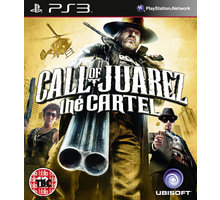 Call of Juarez 3 The Cartel - PS3 - USP30101