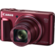 Canon PowerShot SX720 HS, červená