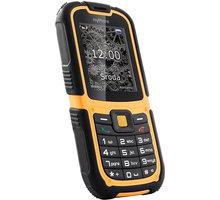 myPhone HAMMER 2, oranžová/černá - GSMFN2221