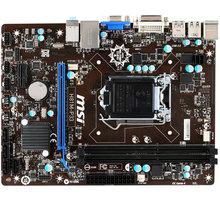 MSI H81M-P33 - Intel H81