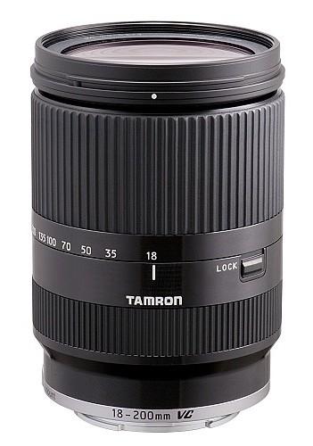 Tamron AF 18-200mm F/3.5-6.3 Di-III VC černý pro Sony