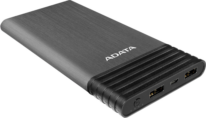 ADATA X7000 Power Bank 7000mAh titánová