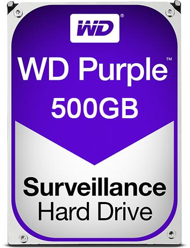 WD Purple (PURX) - 500GB