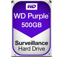 WD WD05PURX Purple - 500GB