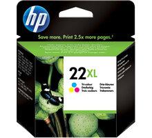 HP C9352CE, no. 22XL, barevná – ušetřete až 50 % oproti standardní náplni
