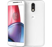 Lenovo Moto G4 Plus - 16GB, LTE, bílá - SM4378AD1N7 + Zdarma SIM karta Relax Mobil s kreditem 250 Kč