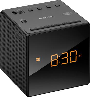 Sony ICF-C1, černá