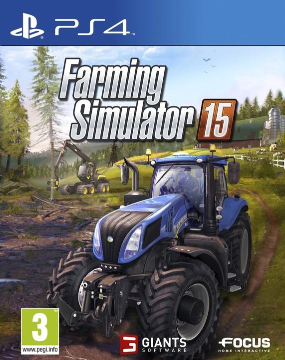 Farming Simulator 2015 - PS4