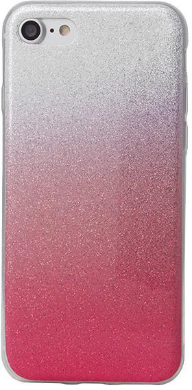 EPICO pouzdro pro iPhone 7/8 GRADIENT - červený
