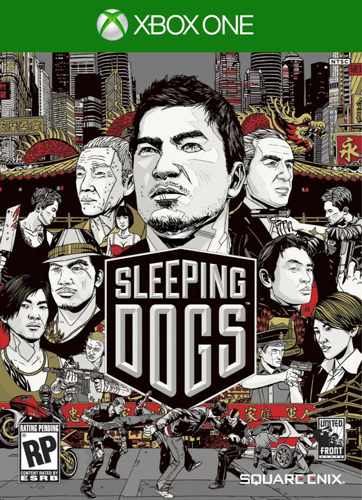 Sleeping Dogs - Definitive Edition - XONE