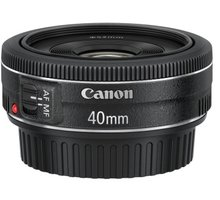 Canon EF 40mm f/2.8 STM - 6310B005AA