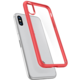 Spigen Ultra Hybrid iPhone X, red