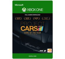 Project CARS: Game of the Year (Xbox ONE) - elektronicky - G3Q-00124
