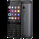 Nokia 230, tmavá/ stříbrná