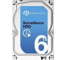 Seagate Surveillance - 6TB + Rescue - ST6000VX0011
