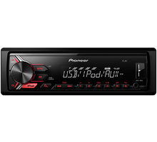 Pioneer MVH-190UI + USB flash Pioneer 4GB v ceně 99 Kč