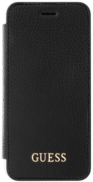 Guess IriDescent Book Pouzdro Black pro iPhone 7