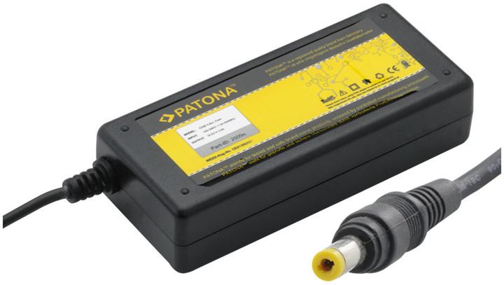 Patona napájecí adaptér k NTB HP 18,5V/3,5A 65W konektor 4,8x1,7mm BULK