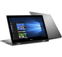 Dell Inspiron 15 (5568) Touch, šedá - 5568-5822