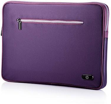 """HP Standard Sleeve 15.6"""", fialová"""