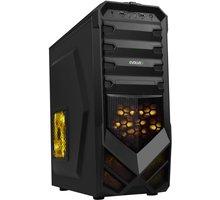 Evolveo K4, černá, bez zdroje - CAEK4000