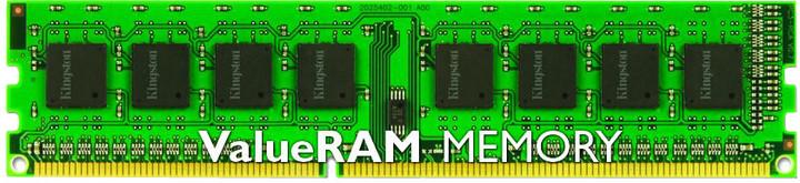 Kingston Value 16 (2x8GB) DDR3 1333