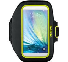 Belkin Sport fit Plus Armband pouzdro pro Galaxy S6, limelight - F8M942btC02